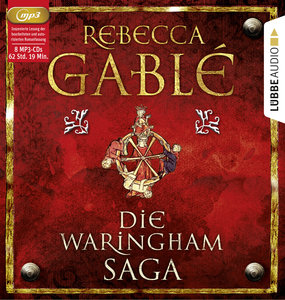 Die Waringham-Saga (8 MP3-CDs)