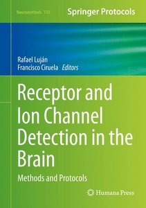 Receptor and Ion Channel Detection in the Brain
