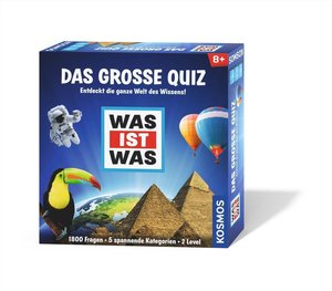 WAS IST WAS Das große Quiz