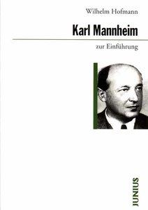 Karl Mannheim zur Einführung
