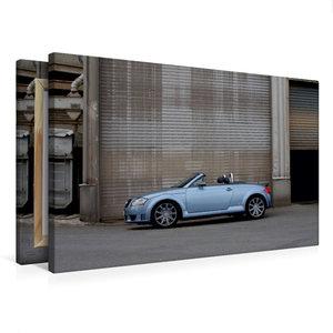 Premium Textil-Leinwand 75 cm x 50 cm quer TT 8N Roadster