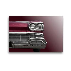 """Premium Textil-Leinwand 45 cm x 30 cm quer US-Autoklassiker \""""St"""
