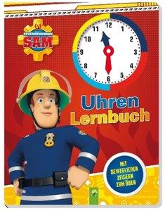 Feuerwehrmann Sam Uhrenlernbuch