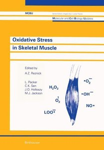 Oxidative Stress in Skeletal Muscle