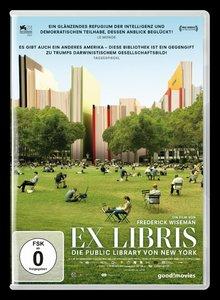 EX LIBRIS-Die Public Library von New York