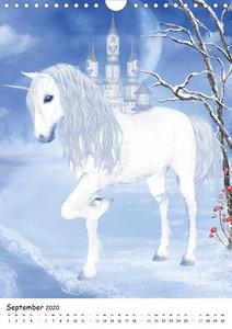Einhorn und Pegasus