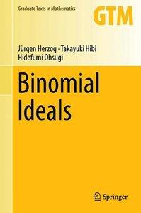 Binomial Ideals