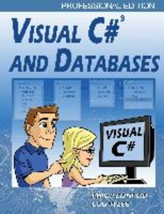 Visual C# and Databases - Professional Edition