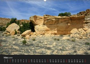 Treasures of New Mexico (Wandkalender 2019 DIN A2 quer)