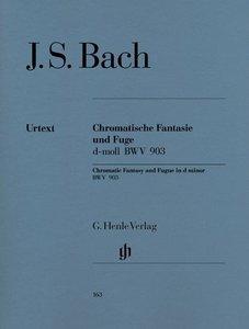 Chromatische Fantasie und Fuge d-moll BWV 903 und 903a
