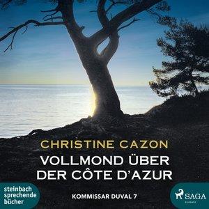 Vollmond über der Côte d\'Azur, 2 Audio-CD, MP3