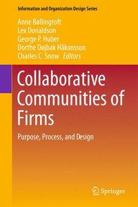 Collaborative Communities of Firms