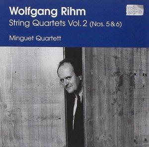String Quartets Vol.2 (Nos.5 & 6)