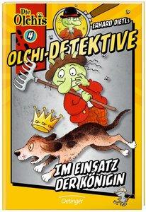 Olchi-Detektive 04. Im Einsatz der Königin