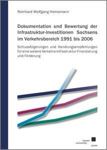 Dokumentation und Bewertung der Infrastruktur-Investitionen Sach
