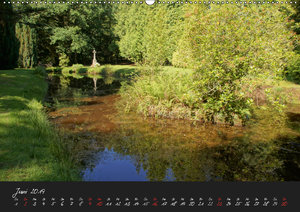 Brocéliande / Zauberwald der Bretagne (Wandkalender 2019 DIN A2