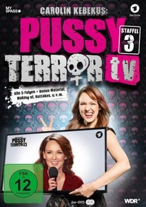 PussyTerror TV. Staffel.3, 2 DVDs