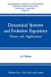 Dynamical Systems and Evolution Equations