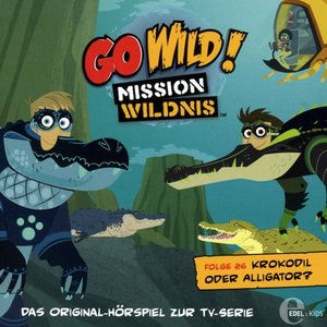 (26)Hörspiel zur TV Serie - Krokodil Oder Alligator?