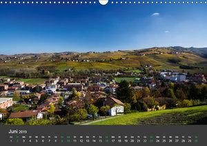 Piemont im Herbst: Wein und Trüffel (Wandkalender 2019 DIN A3 qu