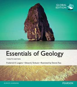 Essentials of Geology
