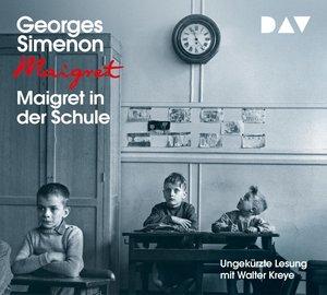 Maigret in der Schule, 4 Audio-CD