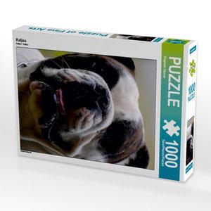 Katjou 1000 Teile Puzzle hoch
