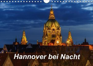 Hannover bei Nacht 2018