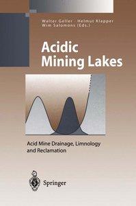 Acidic Mining Lakes