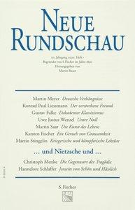 Neue Rundschau 2000/1