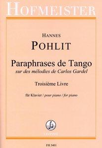 Paraphrases de Tango