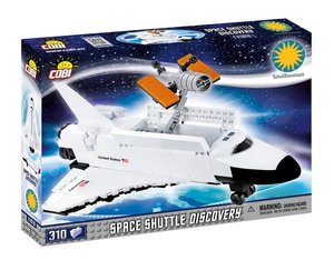 COBI 21076 - Space Shuttle Discovery, grau