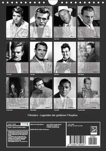 Filmstars - Legenden der goldenen Filmjahre