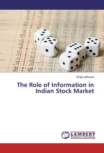The Role of Information in Indian Stock Market