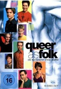 Queer as folk - Die komplette erste Staffel
