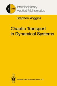 Chaotic Transport in Dynamical Systems
