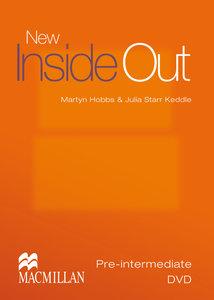New Inside Out Pre-Intermediate. DVD