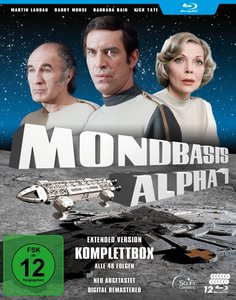 Mondbasis Alpha 1 - Extended Version HD-Komplettbox (Staffeln 1
