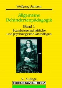 Allgemeine Behinderten Pädagogik