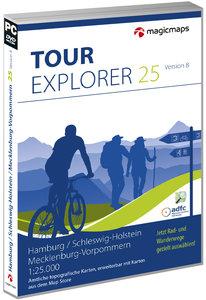 TOUR Explorer 25 Hamburg, Schleswig-Holstein, Mecklenburg-Vorpom
