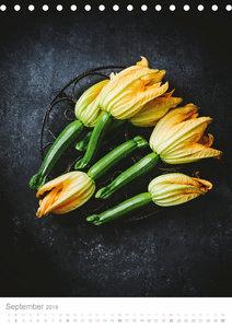 KITCHEN ART Küchen-Stillleben (Tischkalender 2018 DIN A5 hoch)