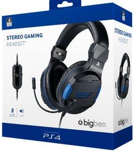STEREO GAMING HEADSET V3 für PS4 und PC, kabelgebunden