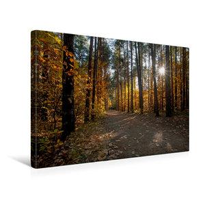 Premium Textil-Leinwand 45 cm x 30 cm quer Montiggl