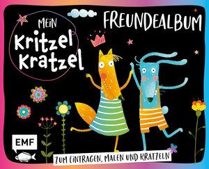 Mein Kritzel-Kratzel-Freundealbum