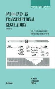 Oncogenes as Transcriptional Regulators
