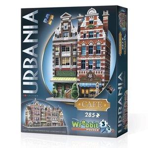 Urbania: Cafe Milano (Puzzle)