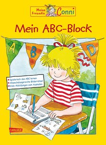 Conni Mein ABC-Block