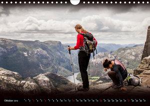 reizvolles Norwegen (Wandkalender 2019 DIN A4 quer)