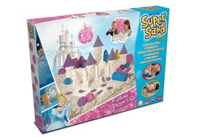 Super Sand Disney Castle Princess