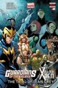 Guardians of the Galaxy/All-New X-Men: Trial of Jean Grey (Marve